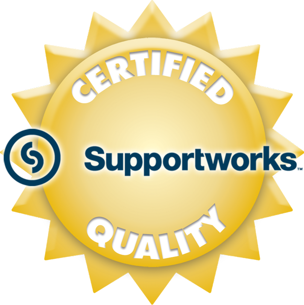 Davenport Foundation Repair is Supportworks Authorized