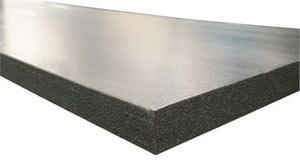 SilverGlo™ crawl space wall insulation available in American Fork