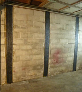 Foundation Wall Reinforcement in Utah