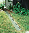 gutter drain extension installed in Springville, Utah